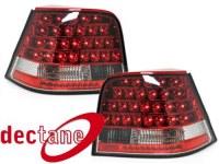 LED feux arrière VW Golf 4 97-04_red/crystal VW VW Golf 4 97-04 (la paire)