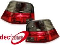 feux arrière VW Golf 4 97-04_ red/smoke VW VW Golf 4 97-04 (la paire)