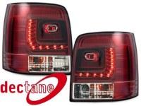 °LITEC LED feux arrière VW Passat 3B/G 97-05 _ red/crystal VW Passat 3BG 00 - 05  (la paire)