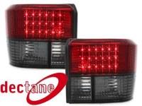 LED feux arrière Transporter T2 79 - 93 _ smoke/red VW Transporter T2 79 - 93  (la paire)