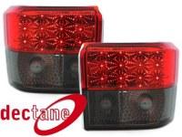 LED feux arrière Transporter T2 79 - 93 _ red/smoke VW Transporter T2 79 - 93  (la paire)