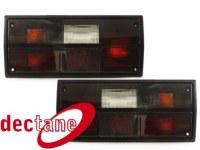 feux arrière VW T2/T3 05.79-12.92 _ black VW Transporter t2 79 - 93 / Transporter T3 79 - 92  (la paire)