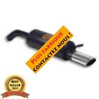 Supersprint 804005 Silencieux arrière 100 x 75