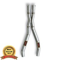 Supersprint 531523 Tube de liasion X-Pipe