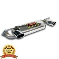 Supersprint 440527 Silencieux arrière Droite 120x80 - Gauche 120x80 Side sortie - Bientôt disponible