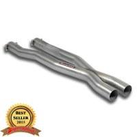 Supersprint 450113 Tube central X. - remplace origine Silencieux central.