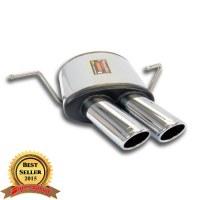 Supersprint 450137 Silencieux arrière Gauche 90x70 - Bientôt disponible
