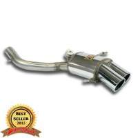 Supersprint 450426 Silencieux arrière Droite OO100 avec valve - Bientôt disponible