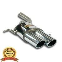 Supersprint 450446 Silencieux arrière Gauche OO100 avec valve - Bientôt disponible