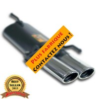 Supersprint 853527 Silencieux arrière 90x70