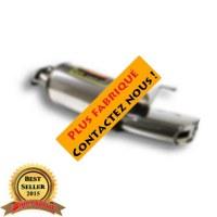 Supersprint 855059 Silencieux arrière ov. EVO 145x75 Acier inoxydable - en développement