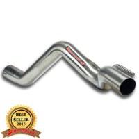 Supersprint 855914 Tube de fuite - (remplace origine silencieux arrière)