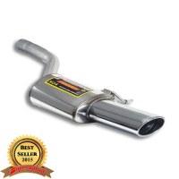 Supersprint 914735 Silencieux arrière145x95 Acier 409 - Bientôt disponible