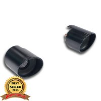 Supersprint 891244 Sortie kit Droite - Gauche noir O120