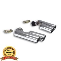 Supersprint 888116 Endpipes kit Right OO90-80 - Left OO80-90