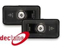 clignotants Clio 3 / Vento  -95 _ smoke VW Clio 3 / Vento 91 - 98  (la paire)