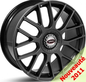 Jantes alu Team Dynamics Imola GT Black [7,5 x 17]