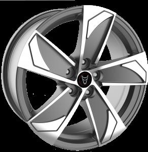 Demon Wheels Eurosport AD5 [8 x 18] -5x98- ET 35