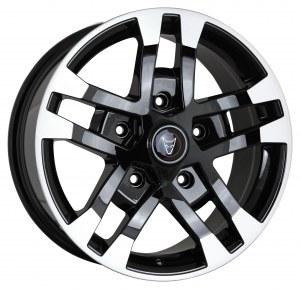 Demon Wheels Eurosport FTR [8 x 18] -5x160- ET 50