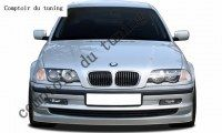 Front Spoiler BMW SERIE 3 E46 Sedan/Station Wagon -2002