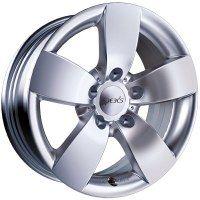 Speeds 04SP [7,0 x 16] Silber Lackiert