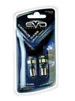 LED BA9S CANBUS 5 LEDS 5050SMD BLANC