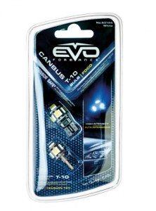 LED T10 CANBUS 5 LEDS 5050SMD BLANC