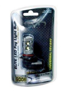 AMPOULE LED 12/24V 50W HB4 BLANC - 1PC