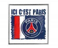EMBLEM ICI C'EST PARIS FAN - P6791