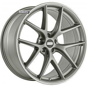 Jantes alu BBS CI-R platinum silver [8.5x20] 5x120 ET32
