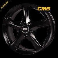Jantes alu CMS C12 Black [7 x 16] ET46 5x112
