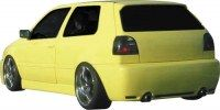 LISSAGE ARRIERE VW GOLF 3 R/LOOK