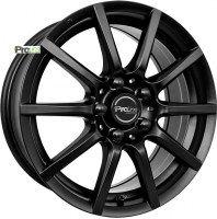 Jantes alu PROLINE CX100 Black [7.5 x 17] ET47 5x114.3