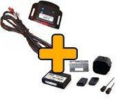Pack Alarme Traqueur à distance + MED 6450 + Pose (Mazda MX 3)