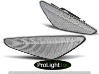 KIT DE FEUX CLIGNOTANTS SIDE DIRECTION WHITE LED SEQ fits BMW X5 E70 / X6 E71 / X3 F25 [eclcdt_tec_KBBM35]