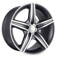 Jantes alu WHEELS MANIA [8.00 x 18] GUN METAL POLISHED