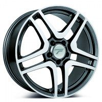 Jantes alu WHEELS MASTER [8.00 x 18] GUN METAL POLISHED