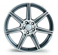 Jantes alu WHEELS MAUI [8.00 x 18] GUN METAL POLISHED
