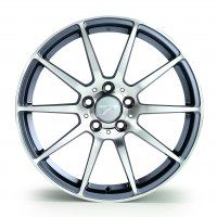 Jantes alu WHEELS MOTION [8.00 x 18] GUN METAL POLISHED