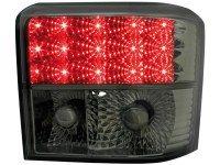 Feux arrière LED VW T4 90-03 _ noir (la paire)