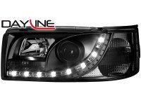 Phares DAYLINE VW T4 90-03 _ Devil eyes (la paire)