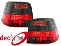 LED feux arrière VW Golf 4 97-04_ red/smoke_ LED Blinker VW VW Golf 4 97-04 (la paire)