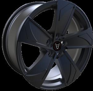 Demon Wheels Eurosport AD5T [8 x 18] -5x160- ET 50