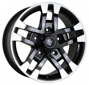 Demon Wheels Eurosport Assassin FTR [8 x 18] -5x165.1- ET 10