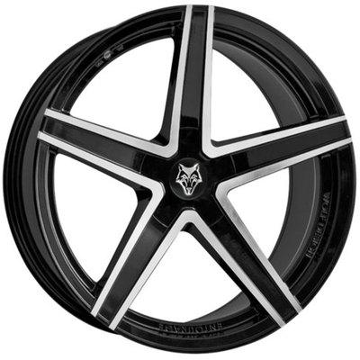 Demon Wheels Eurosport Entourage Black Polished