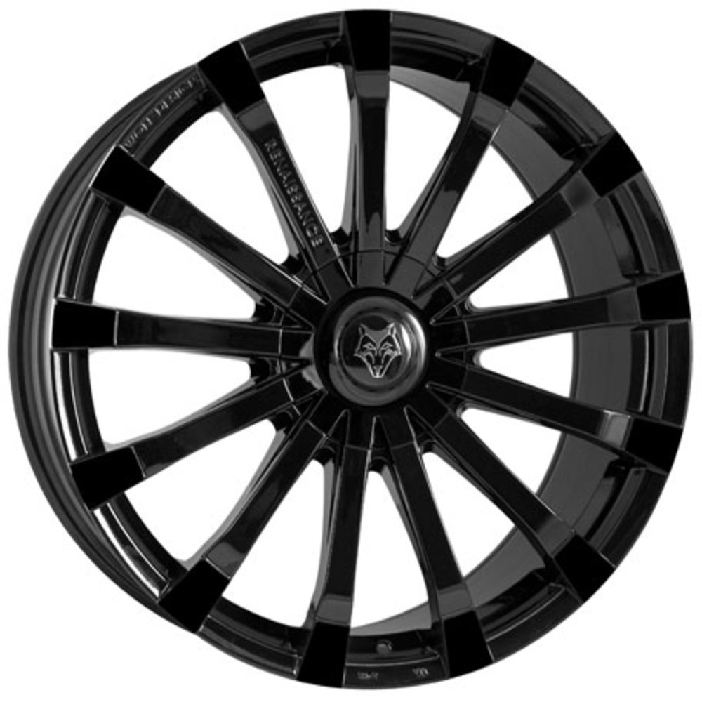 Demon Wheels Eurosport Renaissance Gloss Black