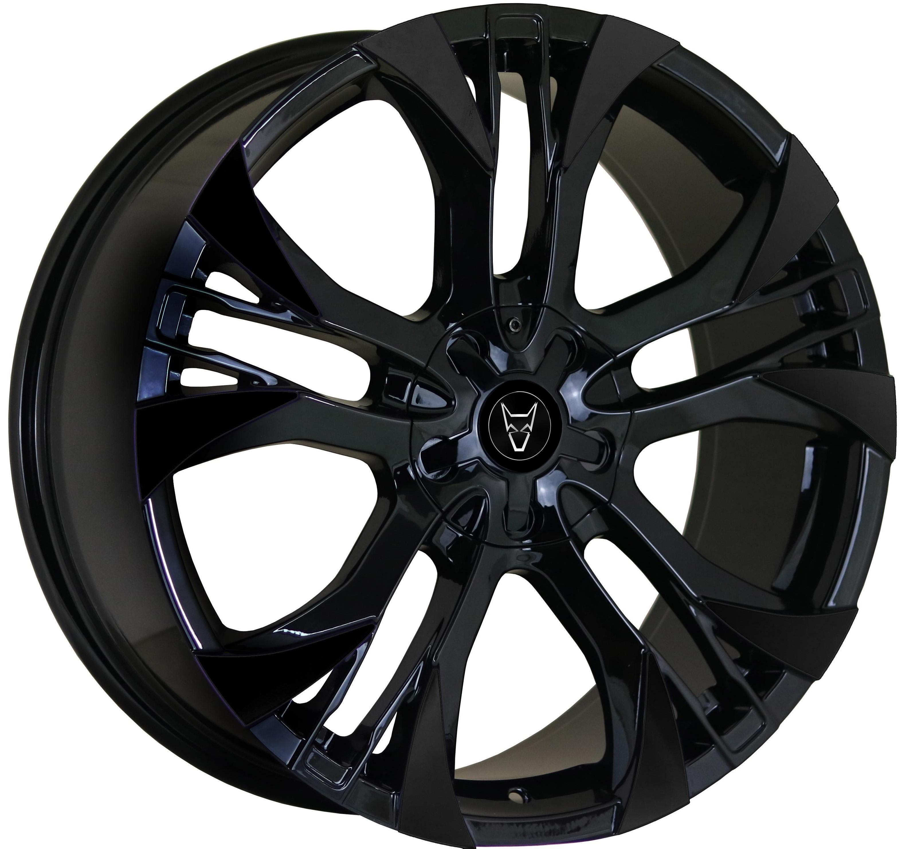 Demon Wheels Eurosport Assassin GT2 Gloss Black