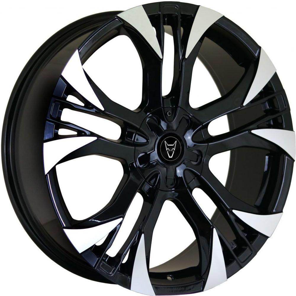 Demon Wheels Eurosport Assassin GT2 Gloss Black / Polished