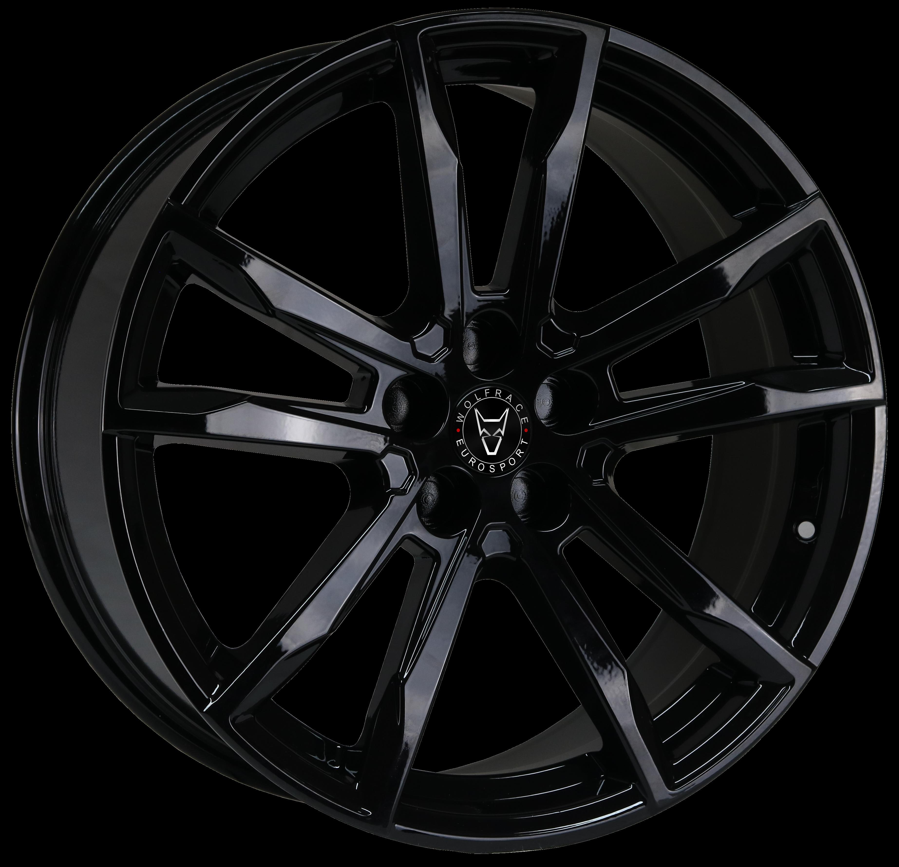 Demon Wheels Eurosport Dortmund Gloss Black
