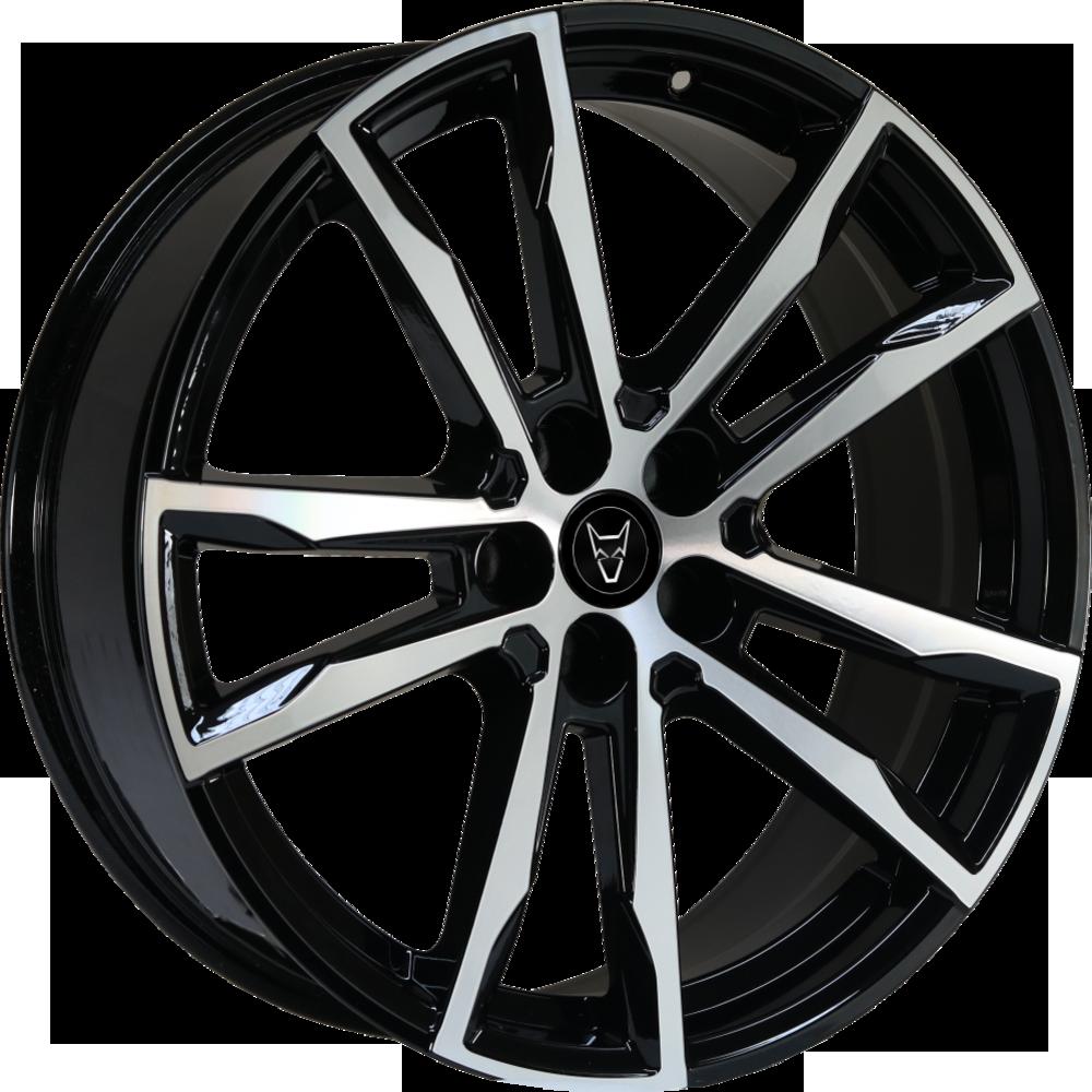 Demon Wheels Eurosport Dortmund Gloss Black / Polished